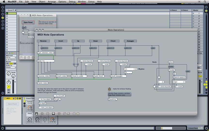 CEC — eContact! 11 3 — Is Ableton Open Source?