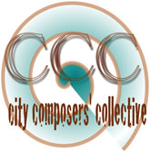 CCC (City Composers' Collective) logo